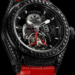 Ремонт часов Cvstos CR50 TS 01 Complications CR50 TS 01 в мастерской на Неглинной