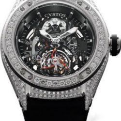Ремонт часов Cvstos CR50 TS 02 Complications CR50 TS 02 в мастерской на Неглинной