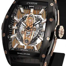 Ремонт часов Cvstos Cvstos black sea Limited Edition Steel & Rose Gold в мастерской на Неглинной