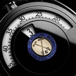Ремонт часов De Bethune DB27 Digitale Polo Edition Sports Watches 43 mm в мастерской на Неглинной
