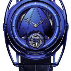 Ремонт часов De Bethune DB28TBRBN / S Dress Watches DB28 Kind of Blue Tourbillon в мастерской на Неглинной