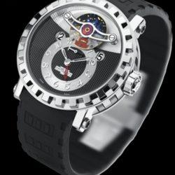 Ремонт часов DeWitt AC.2041.21.M006 Academia Triple Complications GMT3 в мастерской на Неглинной