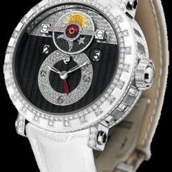 Ремонт часов DeWitt AC.2041.40B-102.M121-102 Golden Afternoon Ladies Triple Complications GMT3 в мастерской на Неглинной
