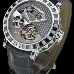 Ремонт часов DeWitt AC.8050.48-09.M1021 Pieces d'Exception Tourbillon Force Constante в мастерской на Неглинной