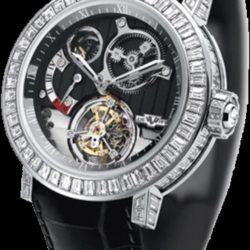 Ремонт часов DeWitt AC.8200.48-02.M954 Pieces d'Exception Tourbillon Differentiel Joaillerie в мастерской на Неглинной