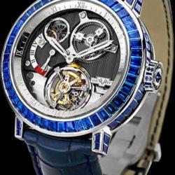 Ремонт часов DeWitt AC.8200.48/03.M954 Pieces d'Exception Tourbillon Differentiel Joaillerie в мастерской на Неглинной