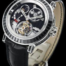 Ремонт часов DeWitt AC.8200.48/06.M954 Pieces d'Exception Tourbillon Differentiel Joaillerie в мастерской на Неглинной