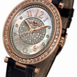Ремонт часов DeWitt AL.002 Alma Automatic Rose Gold And Diamonds в мастерской на Неглинной