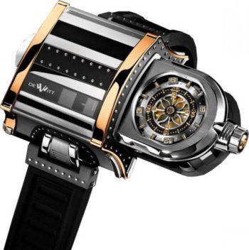 Ремонт часов DeWitt WX-1.36.M1100 Academia Watch Concept в мастерской на Неглинной