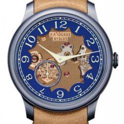 Ремонт часов F.P.Journe Chronometre Bleu Byblos Limited series 39 mm в мастерской на Неглинной