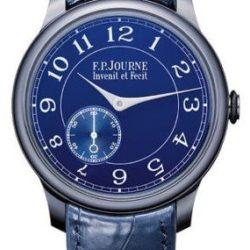 Ремонт часов F.P.Journe Chronometre Bleu Souveraine Manual Wind в мастерской на Неглинной