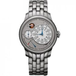 Ремонт часов F.P.Journe Chronometre Optimum Platinum Bracelet Souveraine Chronometre Optimum в мастерской на Неглинной