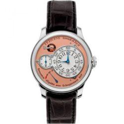 Ремонт часов F.P.Journe Chronometre Optimum Platinum Croco Souveraine Chronometre Optimum в мастерской на Неглинной