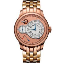 Ремонт часов F.P.Journe Chronometre Optimum Rose Gold Bracelet Souveraine Chronometre Optimum в мастерской на Неглинной
