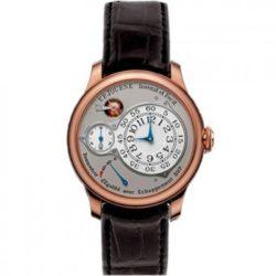Ремонт часов F.P.Journe Chronometre Optimum Rose Gold Croco Souveraine Chronometre Optimum в мастерской на Неглинной
