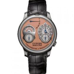 Ремонт часов F.P.Journe Chronometre a Resonance Platinum Croco Souveraine Chronometre a Resonance в мастерской на Неглинной
