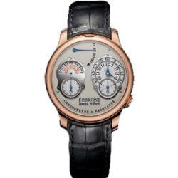 Ремонт часов F.P.Journe Chronometre a Resonance Rose Gold Croco Souveraine Chronometre a Resonance в мастерской на Неглинной