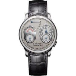 Ремонт часов F.P.Journe Chronometre a Resonance Souveraine Chronometre a Resonance в мастерской на Неглинной