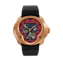 Ремонт часов Franc Vila FVa №1 Black Alligator Strap Montre Contemporaine Grande Complication Tourbillon Planetaire Red Gold в мастерской на Неглинной