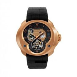 Ремонт часов Franc Vila FVa №1 Black & Gold Dial Montre Contemporaine Grande Complication Tourbillon Planetaire Red Gold в мастерской на Неглинной