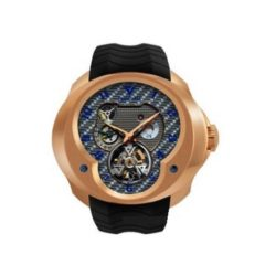 Ремонт часов Franc Vila FVa №1 Black Strap Montre Contemporaine Grande Complication Tourbillon Planetaire Red Gold в мастерской на Неглинной