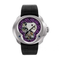 Ремонт часов Franc Vila FVa №1 Black Strap Violet Dial Montre Contemporaine Grande Complication Tourbillon Planetaire White Gold в мастерской на Неглинной
