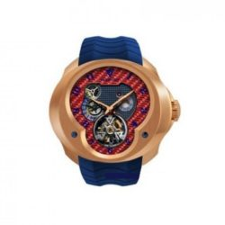 Ремонт часов Franc Vila FVa №1 Blue & Red Montre Contemporaine Grande Complication Tourbillon Planetaire Red Gold в мастерской на Неглинной