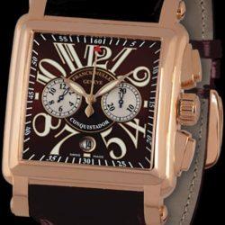 Ремонт часов Franck Muller 10000 H CС Conquistador Cortez Chronograph в мастерской на Неглинной