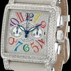 Ремонт часов Franck Muller 10000 K CC COL DRM D CD Conquistador Cortez Chronograph в мастерской на Неглинной