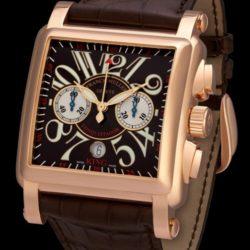Ремонт часов Franck Muller 10000 K CC Conquistador Cortez Chronograph в мастерской на Неглинной