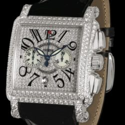 Ремонт часов Franck Muller 10000 K CC D CD Conquistador Cortez Chronograph в мастерской на Неглинной