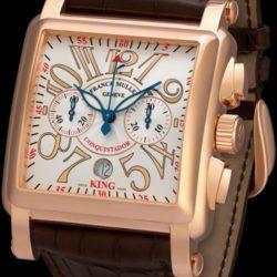 Ремонт часов Franck Muller 10000 K-CC-REL Conquistador Cortez Chronograph в мастерской на Неглинной