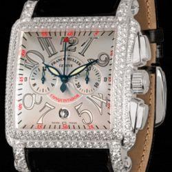 Ремонт часов Franck Muller 10000 M CC D Wh Conquistador Cortez Chronograph в мастерской на Неглинной