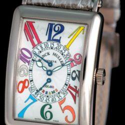 Ремонт часов Franck Muller 1100 DS R COL DRM Long Island Color Dreams в мастерской на Неглинной
