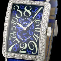 Ремонт часов Franck Muller 1200 CH D Blue Long Island Crazy Hours в мастерской на Неглинной