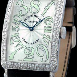 Ремонт часов Franck Muller 1200 CH D white Long Island Crazy Hours в мастерской на Неглинной