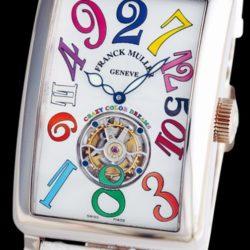 Ремонт часов Franck Muller 1300 T CH COL DRM Long Island Color Dreams Tourbillon в мастерской на Неглинной