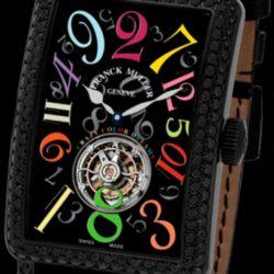 Ремонт часов Franck Muller 1300 T CH NR COL DRM D Long Island Color Dreams Tourbillon в мастерской на Неглинной