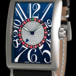 Ремонт часов Franck Muller 1300 VEGAS 1P Vegas Long Island в мастерской на Неглинной