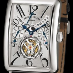 Ремонт часов Franck Muller 1350 T QP Silver Dial Long Island Perpetual Calendar в мастерской на Неглинной