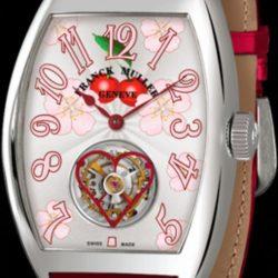 Ремонт часов Franck Muller 3080 T Cintree Curvex Sakura в мастерской на Неглинной