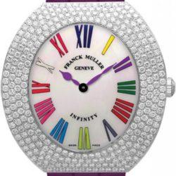 Ремонт часов Franck Muller 3650 QZ R COL DRM D Infinity Ellipse в мастерской на Неглинной