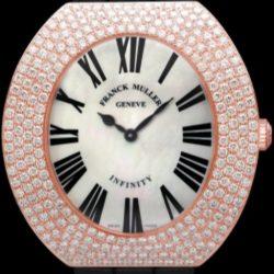Ремонт часов Franck Muller 3650 QZ R D Infinity Ellipse в мастерской на Неглинной