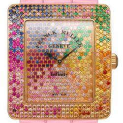 Ремонт часов Franck Muller 3740 QZ 4 SAI D CD Pink Heart 4 Saisons Square в мастерской на Неглинной