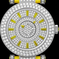 Ремонт часов Franck Muller 42 DM D2R CD Yellow Double Mystery Ronde в мастерской на Неглинной