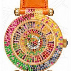Ремонт часов Franck Muller 42 DM QTR SAI D 3R CD Pink Sapphires Double Mystery 4 Saisons в мастерской на Неглинной