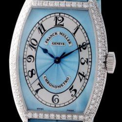 Ремонт часов Franck Muller 5850 SC CHR MET D Blue Cintree Curvex Chronometro в мастерской на Неглинной