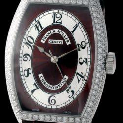 Ремонт часов Franck Muller 5850 SC CHR MET D Brown Cintree Curvex Chronometro в мастерской на Неглинной