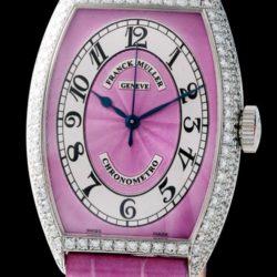 Ремонт часов Franck Muller 5850 SC CHR MET D Pink Cintree Curvex Chronometro в мастерской на Неглинной