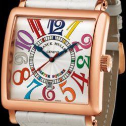 Ремонт часов Franck Muller 6000 H SC DT COL DRM V Master Square Automatic Date в мастерской на Неглинной